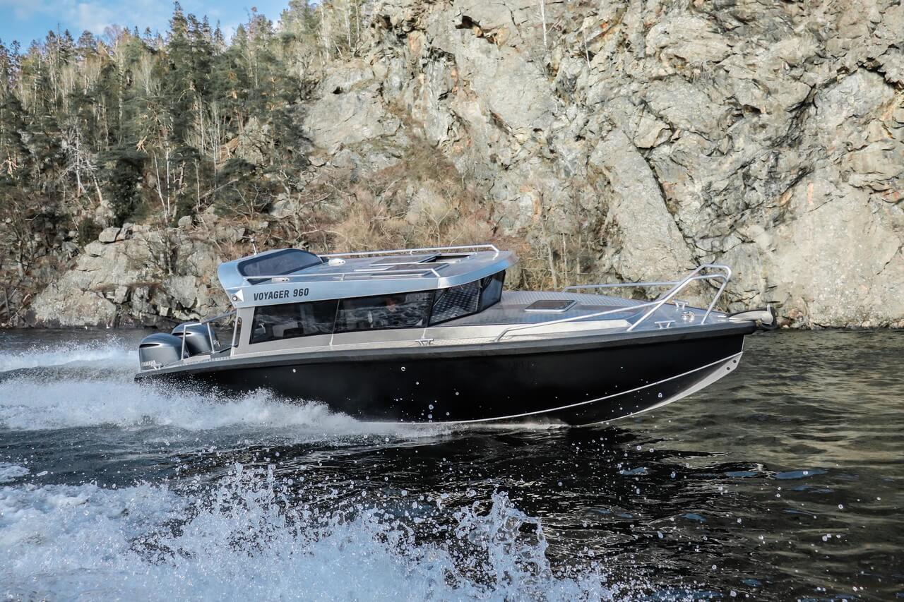 Vboats Voyager 960